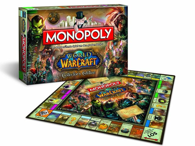 Monopoly: World of Warcraft Bild 1