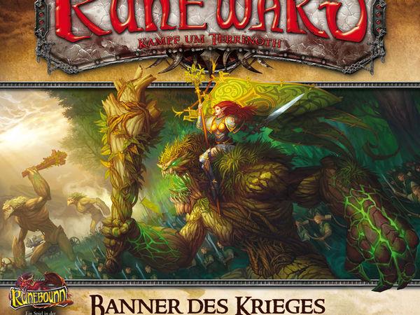 Bild zu Frühjahrs-Neuheiten-Spiel Runewars: Banner des Krieges