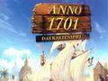 Alle Brettspiele-Spiel Anno 1701 - Das Kartenspiel spielen