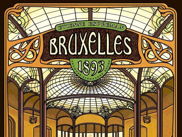 Bild zu Alle Brettspiele-Spiel Bruxelles 1893