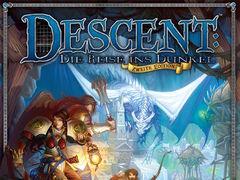 Descent: Die Reise ins Dunkel – Zweite Edition
