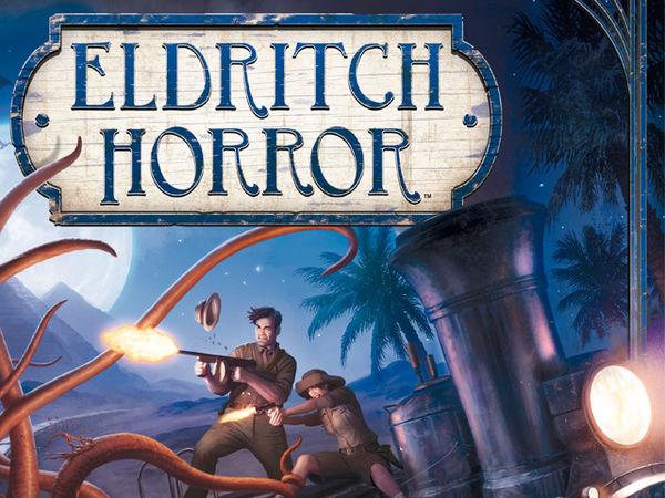 Bild zu Alle Brettspiele-Spiel Eldritch Horror