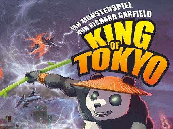 Bild zu Frühjahrs-Neuheiten-Spiel King of Tokyo: Power up!