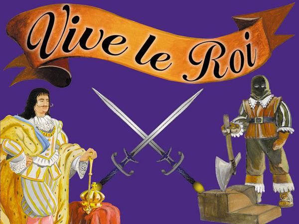 Bild zu Frühjahrs-Neuheiten-Spiel Vive le Roi