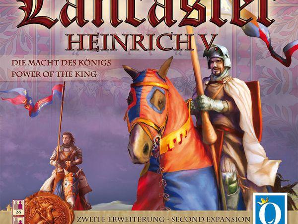 Bild zu Frühjahrs-Neuheiten-Spiel Lancaster: Heinrich V