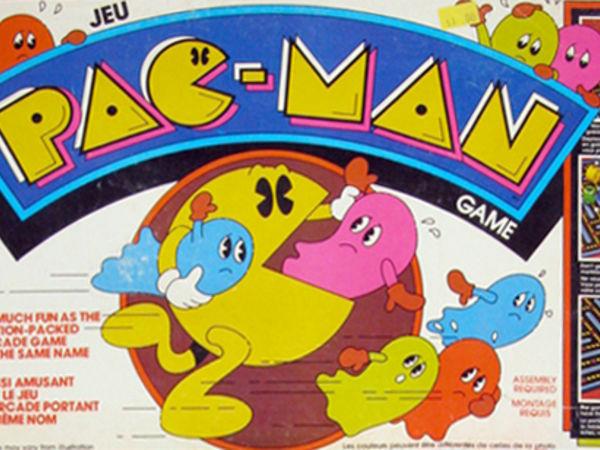 Bild zu Frühjahrs-Neuheiten-Spiel Pac-Man