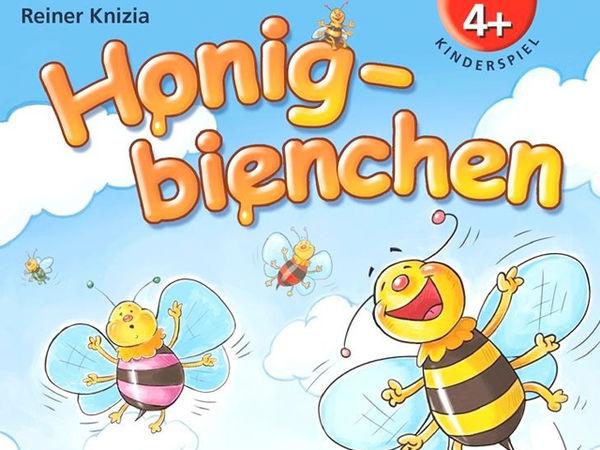 Bild zu Frühjahrs-Neuheiten-Spiel Honigbienchen