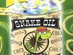 Snake Oil: Das Wundermittel gegen Schlangeweile