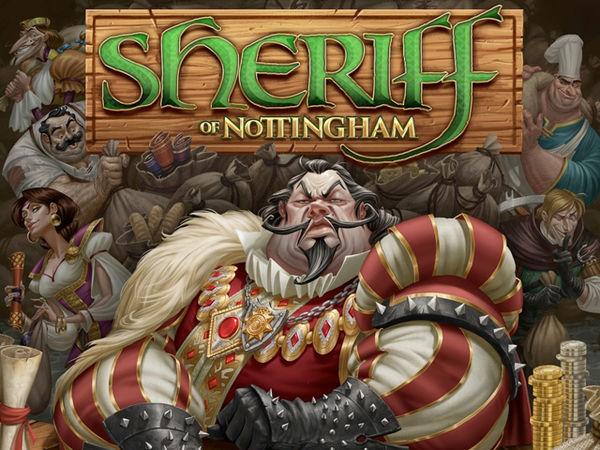Bild zu Frühjahrs-Neuheiten-Spiel Sheriff of Nottingham