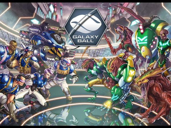 Bild zu Frühjahrs-Neuheiten-Spiel Galaxy Ball