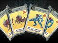 Vorschaubild zu Spiel Galaxy Defenders: Close Encounter Danger Variant Cards