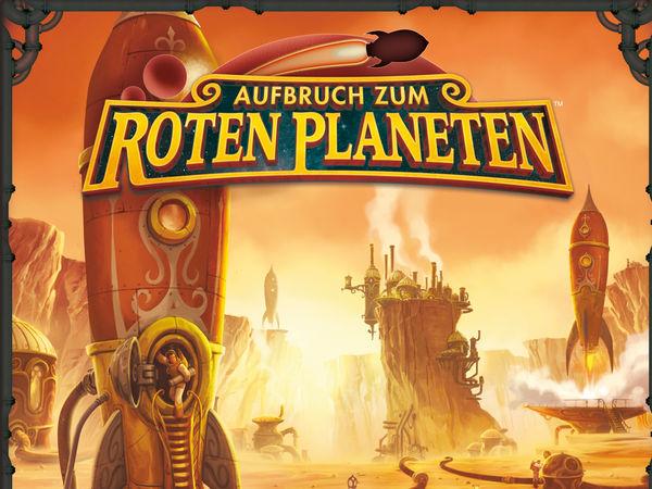 Bild zu Alle Brettspiele-Spiel Aufbruch zum Roten Planeten