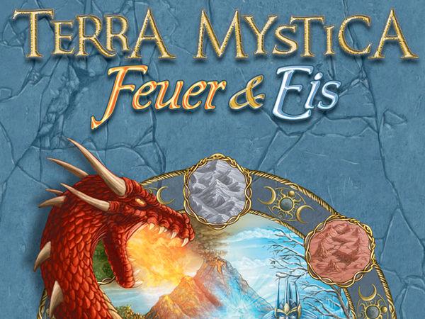Bild zu Frühjahrs-Neuheiten-Spiel Terra Mystica: Feuer & Eis