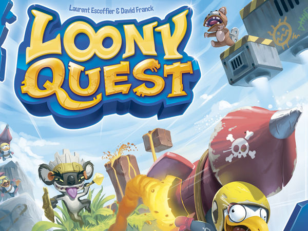 Bild zu Frühjahrs-Neuheiten-Spiel Loony Quest