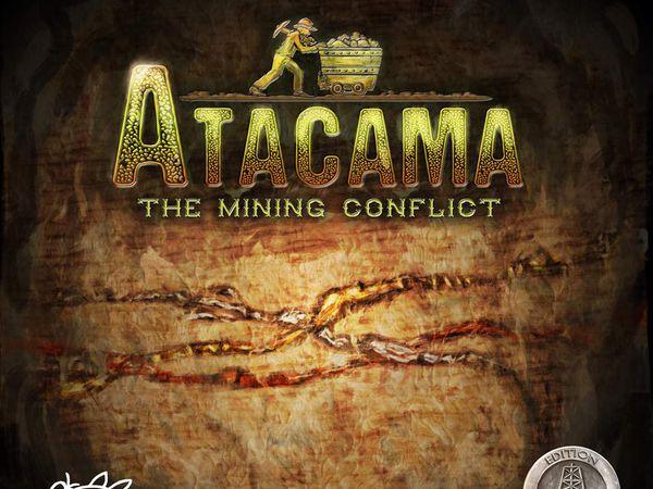 Bild zu Frühjahrs-Neuheiten-Spiel Atacama