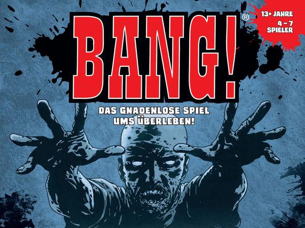 Bild zu Frühjahrs-Neuheiten-Spiel Bang! The Walking Dead