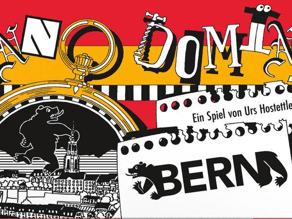 Bild zu Frühjahrs-Neuheiten-Spiel Anno Domini - Bern