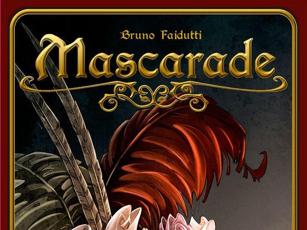 Bild zu Frühjahrs-Neuheiten-Spiel Mascarade