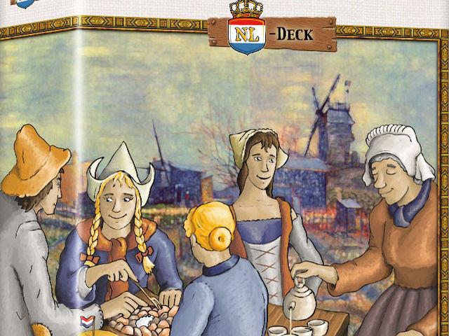 Agricola: Niederlande-Deck Bild 1
