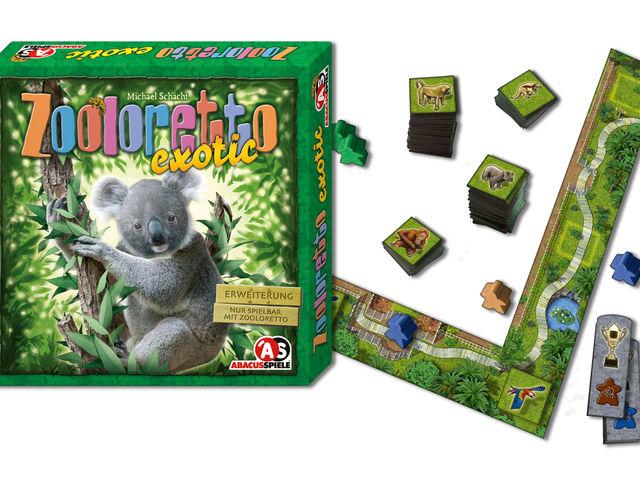 Zooloretto: Exotic Bild 1