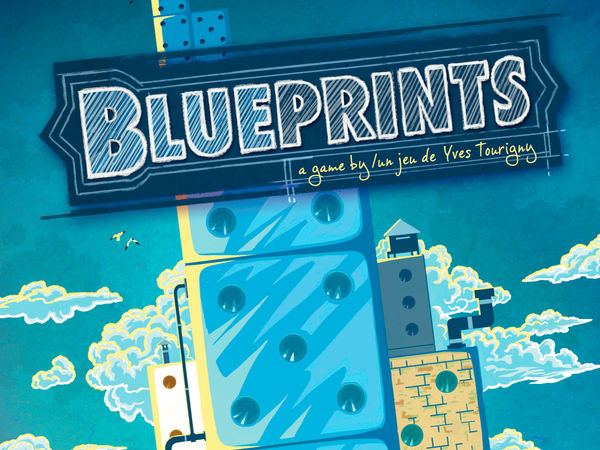 Bild zu Frühjahrs-Neuheiten-Spiel Blueprints