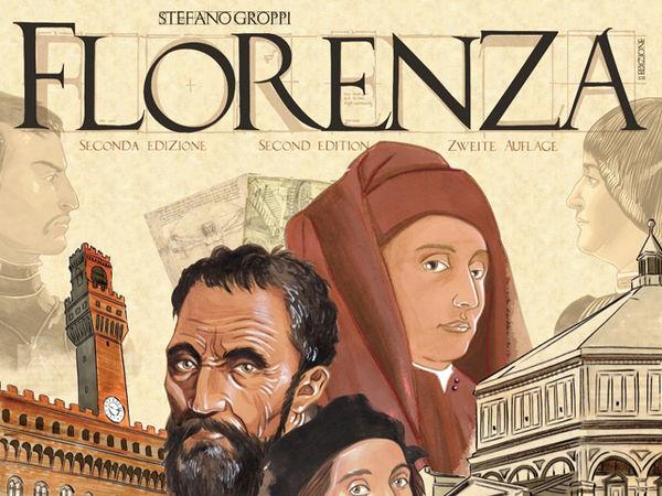 Bild zu Frühjahrs-Neuheiten-Spiel Florenza