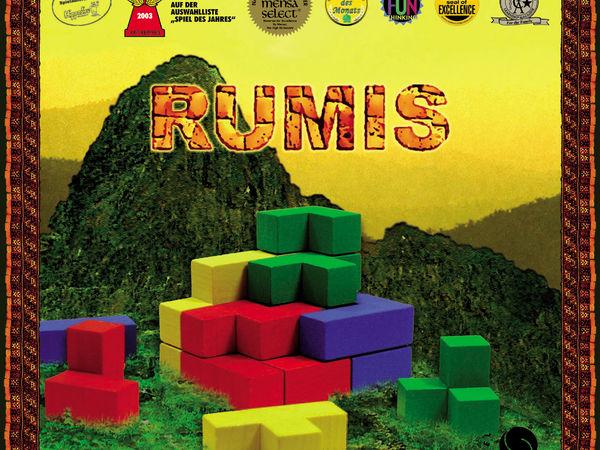Bild zu Frühjahrs-Neuheiten-Spiel Rumis