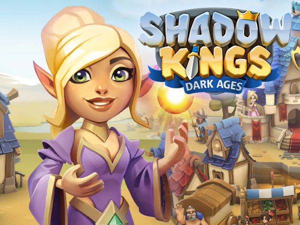 Bild zu Strategie-Spiel Shadow Kings – Dark Ages