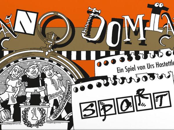 Bild zu Frühjahrs-Neuheiten-Spiel Anno Domini - Sport