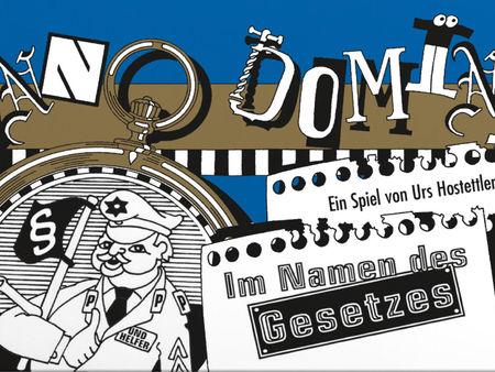 Anno Domini - Im Namen des Gesetzes