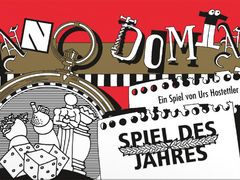 Anno Domini - Spiel des Jahres