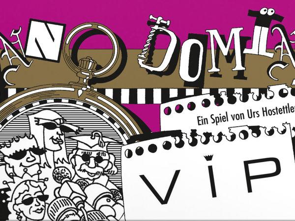 Bild zu Alle Brettspiele-Spiel Anno Domini - VIP
