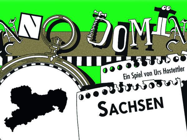 Bild zu Alle Brettspiele-Spiel Anno Domini - Sachsen