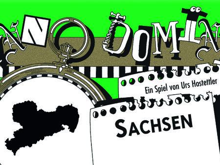 Anno Domini - Sachsen