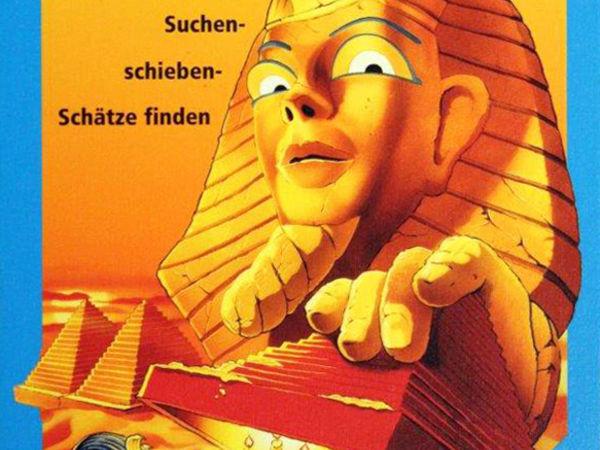 Bild zu Frühjahrs-Neuheiten-Spiel Das Geheimnis der Pyramiden