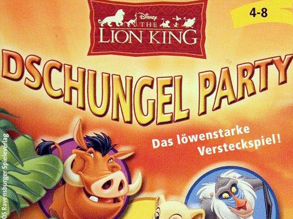 Bild zu Alle Brettspiele-Spiel Dschungel-Party