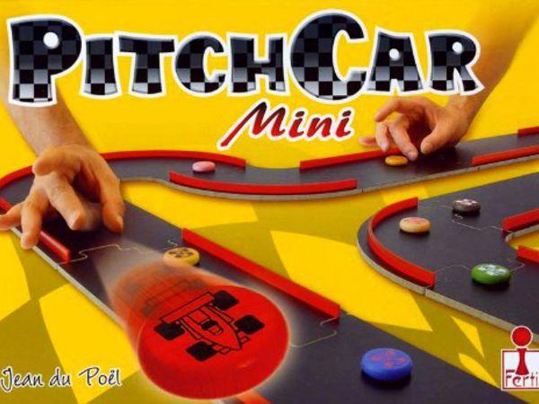 Bild zu Frühjahrs-Neuheiten-Spiel PitchCar Mini