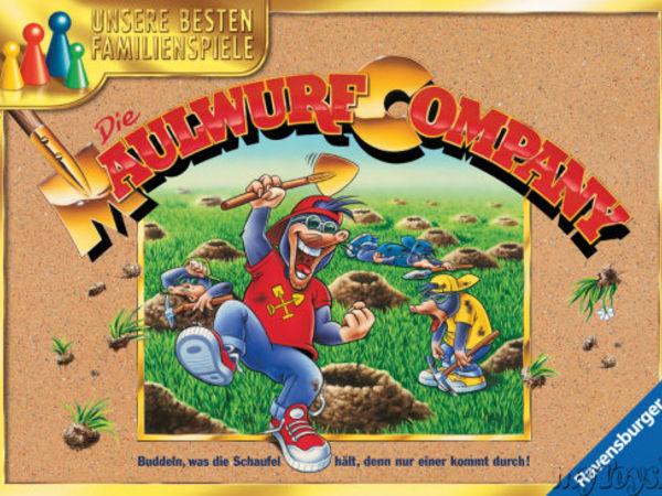 Bild zu Alle Brettspiele-Spiel Die Maulwurf Company
