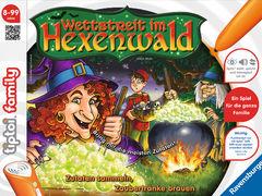 Wettstreit im Hexenwald