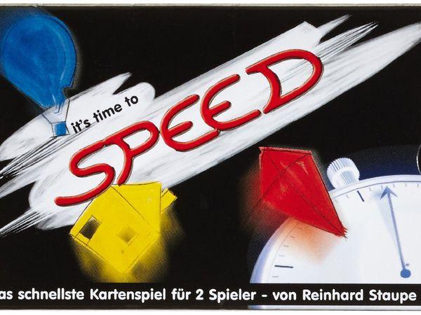 Bild zu Alle Brettspiele-Spiel Speed