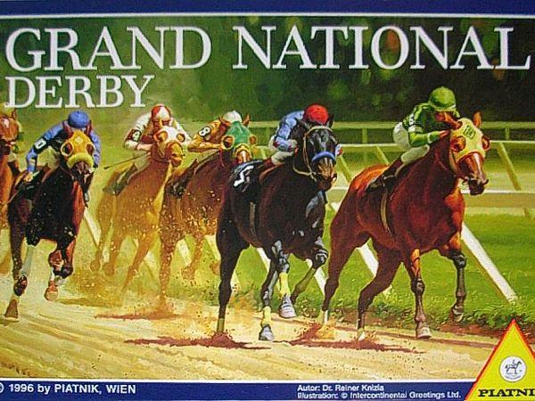 Bild zu Frühjahrs-Neuheiten-Spiel Grand National Derby