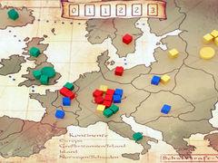 Acht-Minuten Imperium: Europa-Spielplan