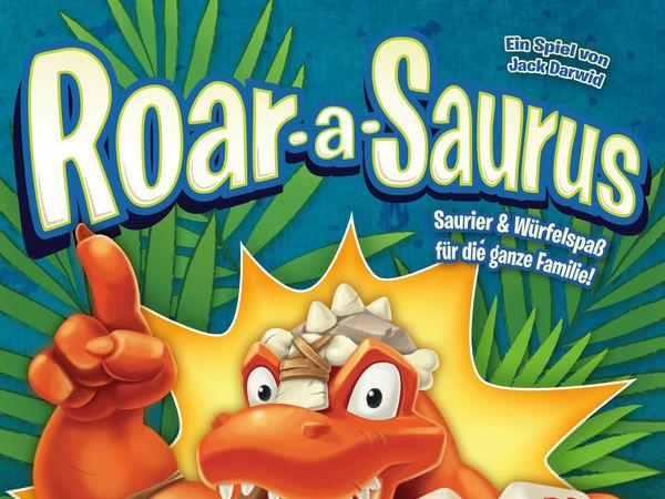 Bild zu Frühjahrs-Neuheiten-Spiel Roar-a-Saurus
