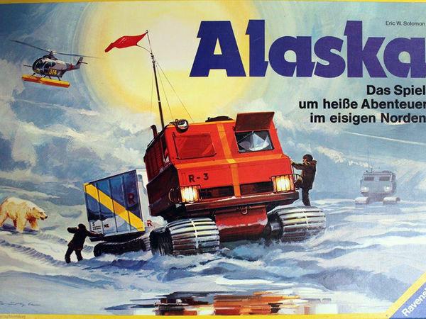 Bild zu Frühjahrs-Neuheiten-Spiel Alaska