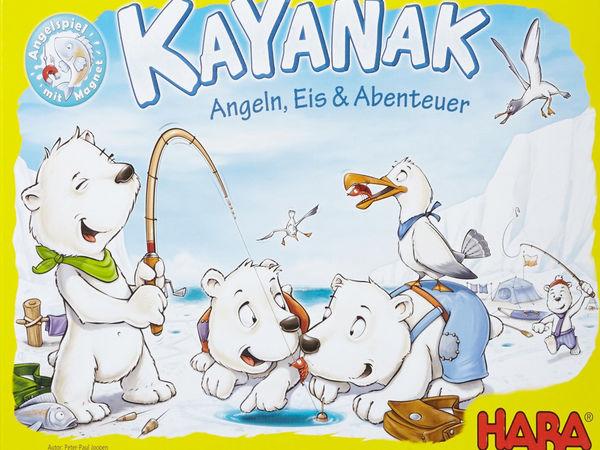 Bild zu Alle Brettspiele-Spiel Kayanak