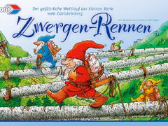Zwergen-Rennen