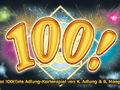 Vorschaubild zu Spiel 100!