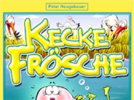 Kecke Frösche