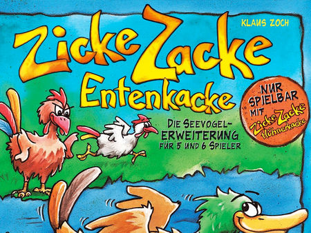 Zicke Zacke Entenkacke