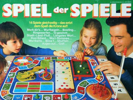 Spiel der Spiele